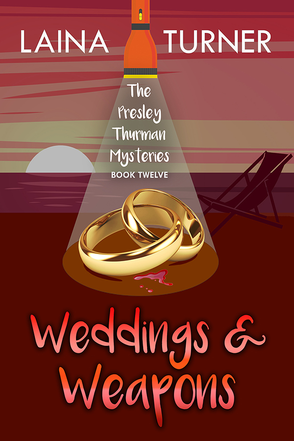 Weddings & Weapons a cozy mystery