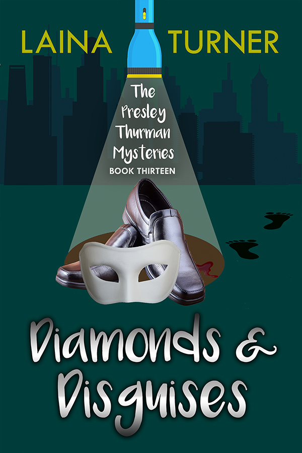 Diamonds & Disguises a Presley Thurman cozy mystery
