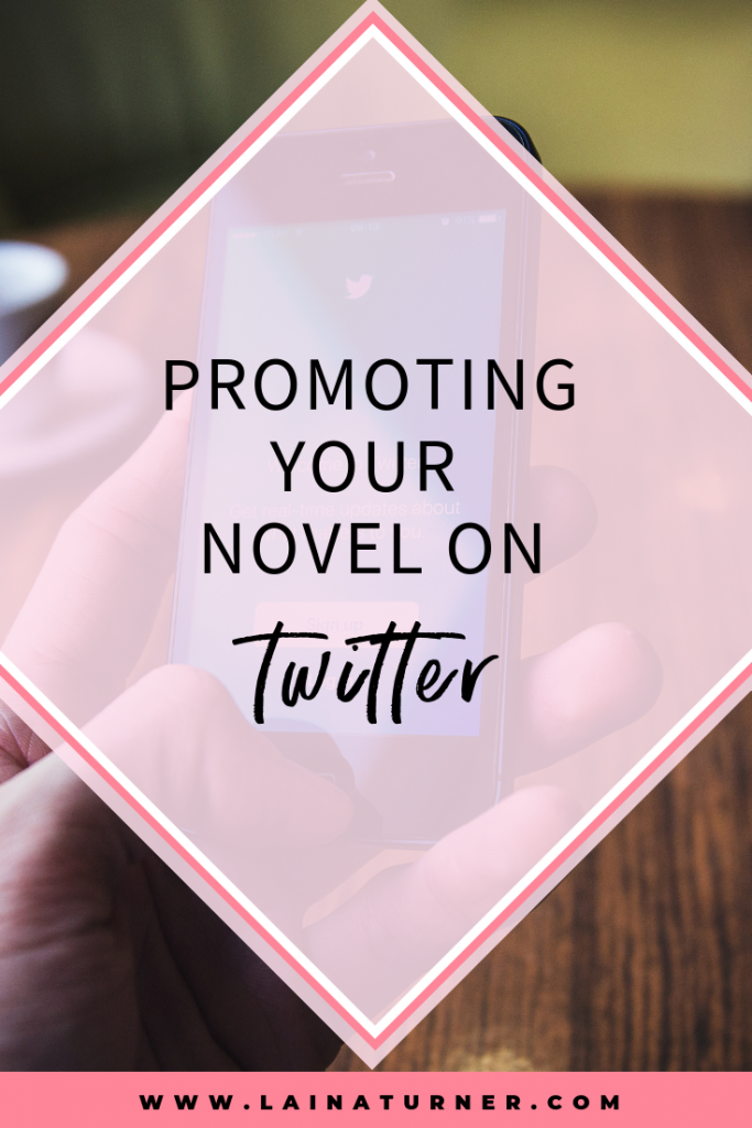 Promoting your novel on twitter